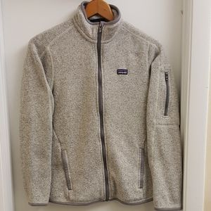 😍Patagonia better sweater fleece jacket size smal